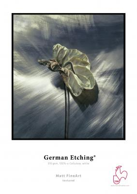 "310 g German Etching role 0,432 (17"") x 12 m"