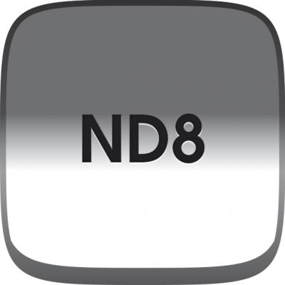 Grad. Neutral Grey G2 (ND8) (0.9)