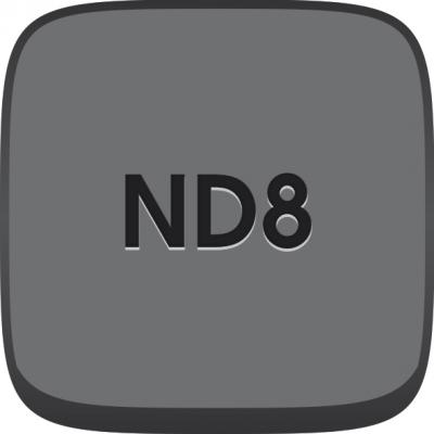 Neutral Grey ND8 (0.9)