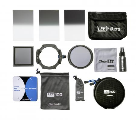LEE 100 Deluxe Kit (white background 2)