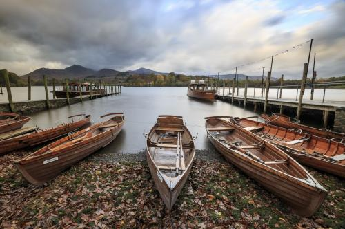 Boats - Without polariser at 16mm