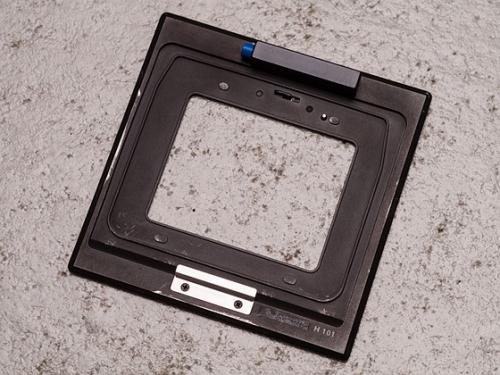 Adapter plate pro Hasselblad Finder